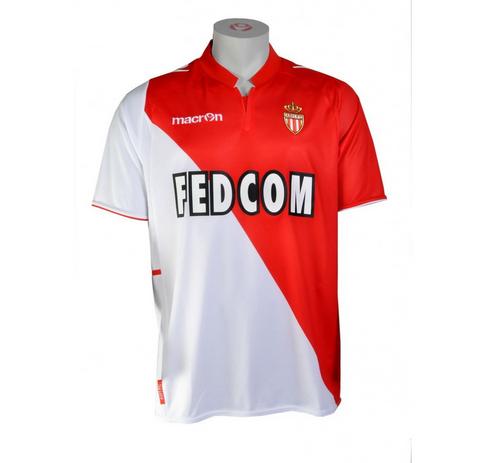 Esta será la camiseta que usarán Falcao y James en el Mónaco