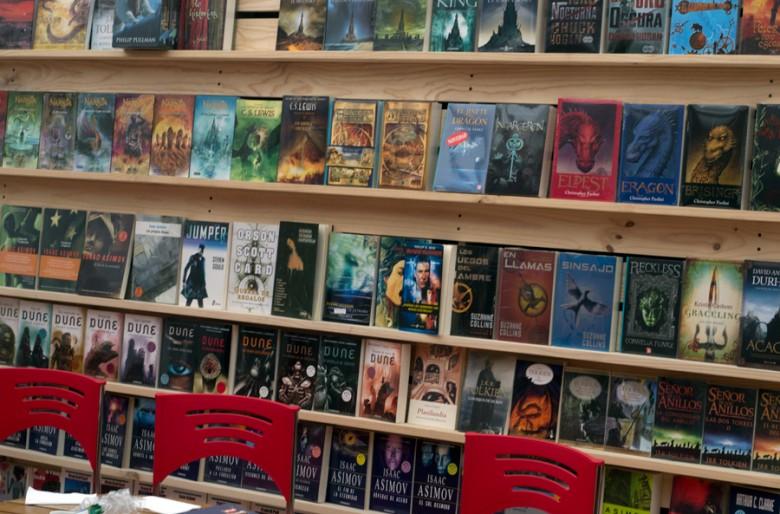 La casa donde se enseña a querer los libros