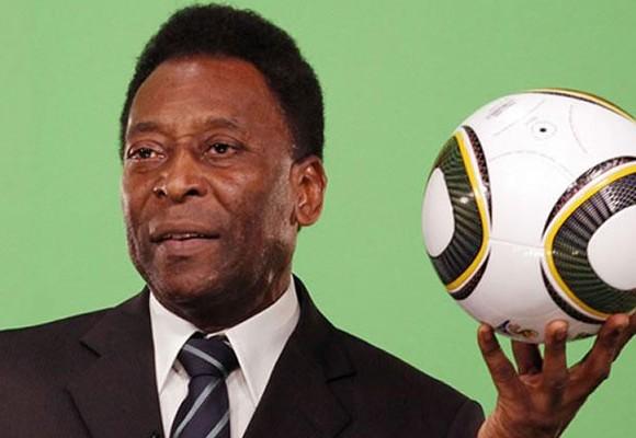 Palo a Pelé por meterse con manifestantes