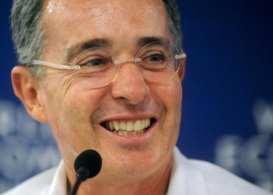 """¿A quién le ganó Uribe en """"El gran colombiano""""?"""