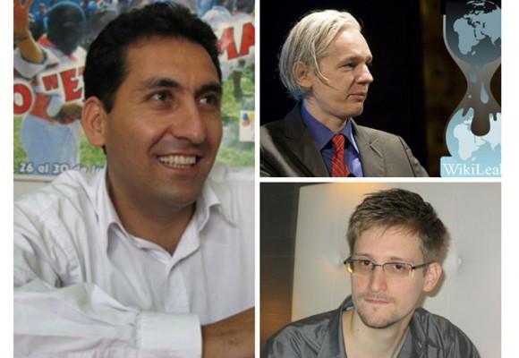 El ecuatoriano que protege a Assange y a Snowden