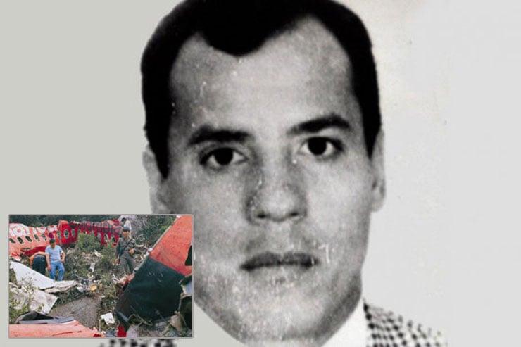 Fabuleux La Kika' paga una condena de 160 años por la bomba del avión de  FM56