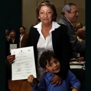 El funeral de despedida a Gilma Jiménez