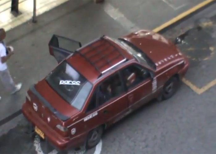 Así opera el transporte ilegal en Cali