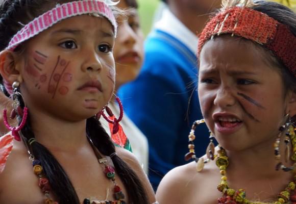 De Kokonucos para Colombia: Congreso del CRIC