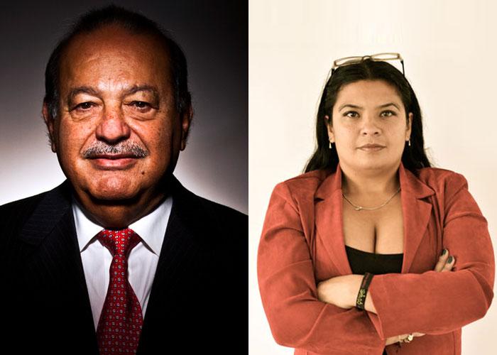 ¿A quién le teme Carlos Slim en Colombia?
