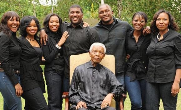 La rapiña familiar por la herencia de Mandela