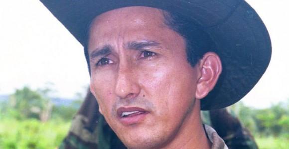 Zamora ingreso a las FARC en 1987