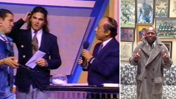 Mientras el Tino se convierte en la estrella del Parma, recibiendo 120 mil dólares mensuales, su amigo Caremonja gana varios programas en Sábados Felices.