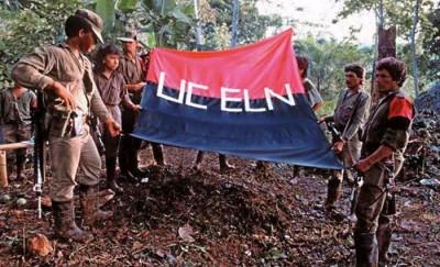 La guerrilla del ELN fue señalada como presunto autor del asesinado del padre del senador Juan Fernando Cristo en agosto de 1997. Tomada de revista Cambio.