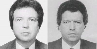 Gilberto y MIguel Rodríguez Orejuela, los hermanos jefes del Cartel de Cali.