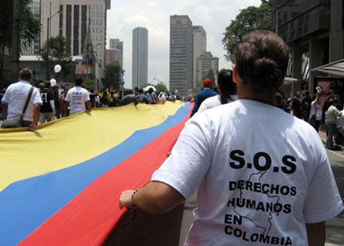 ¿Qué tanto se violaron los Derechos Humanos en Colombia en el 2012?