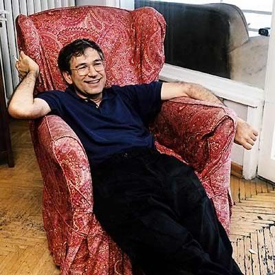 Entrevista con Orhan Pamuk