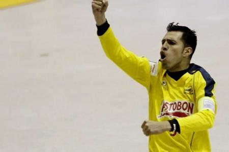 El futbol de salón le dio medalla de oro a Colombia