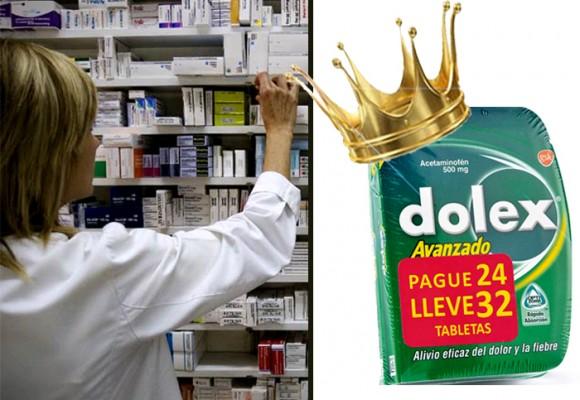 Dolex el rey de los medicamentos en Colombia