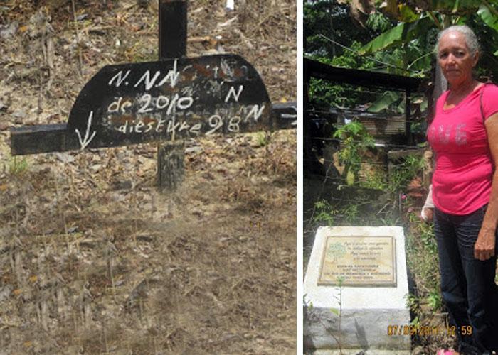 En el cementerio de Tibú no cabe un muerto más