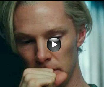 Lista la película de Julián Assange producida por Dreamworks