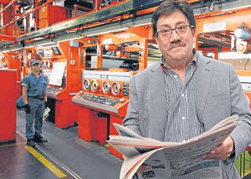 La nueva vida periodística de Rafael Santos