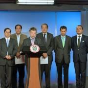 Santos se la juega por un Referendo para sellar la paz