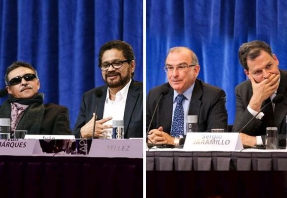 ¿Qué ha ocurrido en un año de proceso de paz? Doce momentos claves