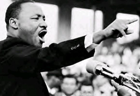 """Yo tengo un sueño.."" Martin Luther King"