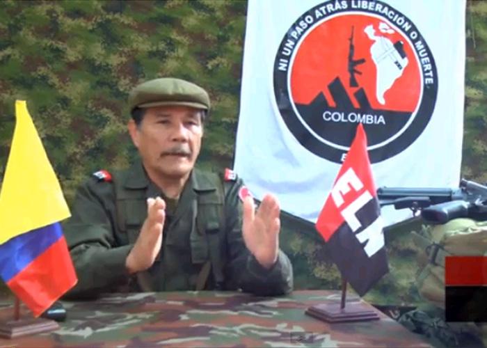El ELN listo para iniciar negociaciones de paz con Santos