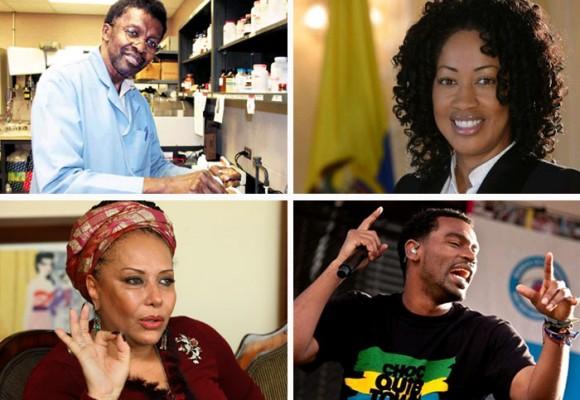 Cumbre Afro, estos son los más influyentes