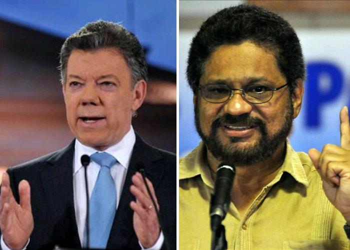 El optimismo de Santos con la paz se llama Referendo