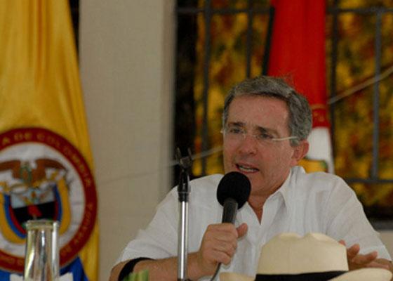 Carta de los pobladores del Sur de Bolívar a Uribe