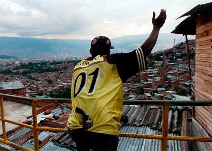 Medellín no es como la pintan