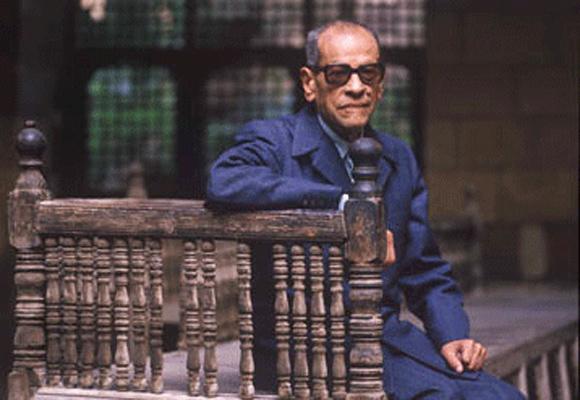 La última entrevista del premio Nobel Naguib Mahfuz