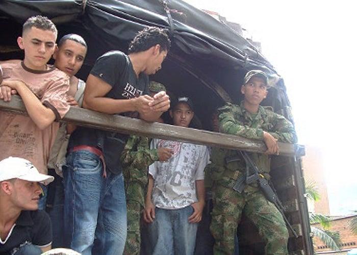 Vuelven las batidas a Bogotá. ¿Reclutamiento forzado?