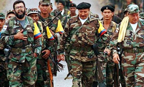"""Catatumbo entró a las Farc con el """"Mono Jojoy"""" y estuvo con Alfonso Cano hasta la muerte. FOTO: gurusblog.com"""
