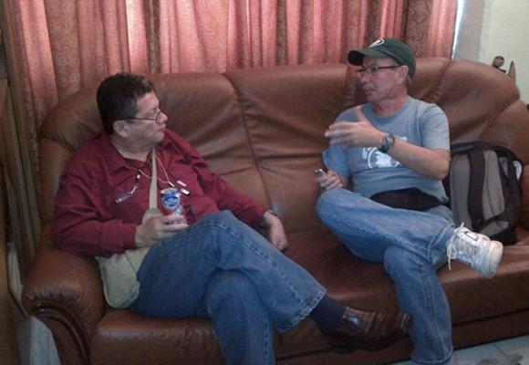 """Con Pablo Catatumbo en La Habana (I): """"El peor error de Santos fue matar a Alfonso Cano"""""""
