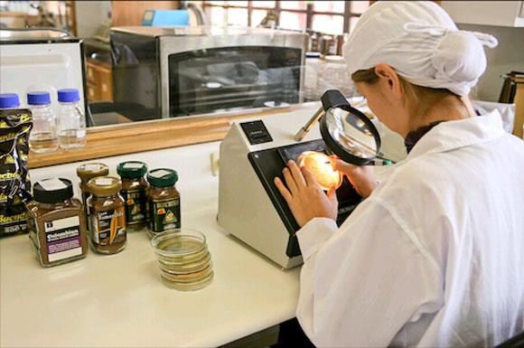 Aunque el país cuenta con centros de investigación en ciencia especializados como Cenicafé, dedicado al grano, se requiere que la política en ciencia y tecnología regional -muchas veces en manos de alcaldes y gobernadores- se articule a un plan nacional. FOTO: Federación Nacional de Cafeteros.