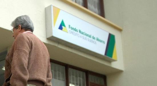 Intoxicados funcionarios del Fondo Nacional del Ahorro