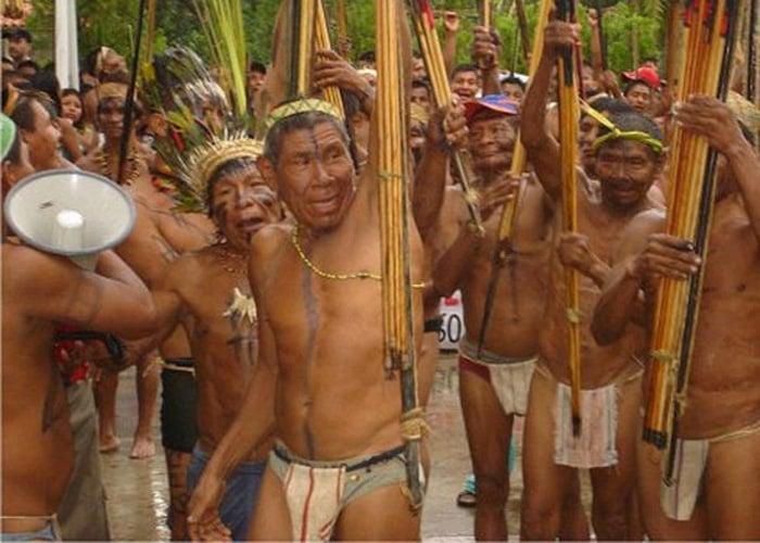 Los Motilones: la tribu que bloqueó la zona de reserva campesina en el Catatumbo