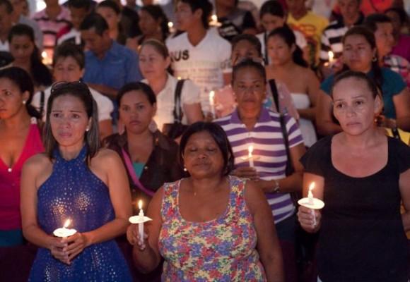 Cumbre de víctimas en Girardot