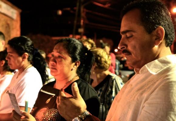 En Barranca todos tienen un muerto en la casa. Así los recordaron 60 familias que aún no olvidan