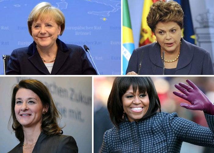 Las 10 mujeres más poderosas del mundo según Forbes