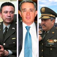 Ya son dos los ex jefes de seguridad personal de Uribe llamados por la justicia