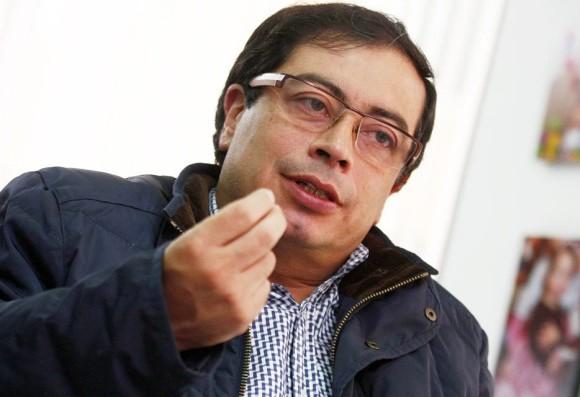 """""""No se puede criticar a Petro por no quedarse encerrado en el Palacio de Liévano"""""""