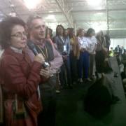 El minuto a minuto de la convención uribista