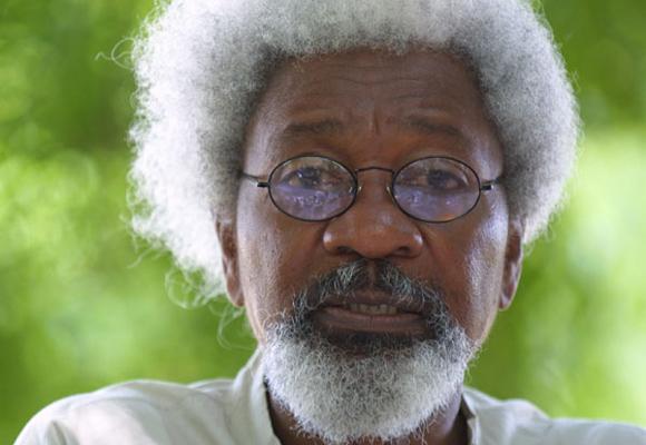 Conversaciones con el nigeriano Wole Soyinka, Premio Nobel de Literatura