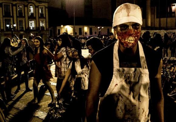 Los muertos de la carrera séptima de Bogotá