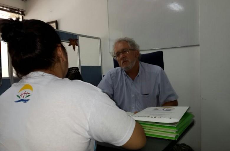 Héctor Abad Faciolince escribirá sobre el Magdalena Centro