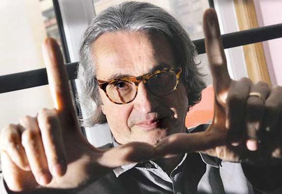 Luis Ospina es de los pocos creadores que no se han vendido