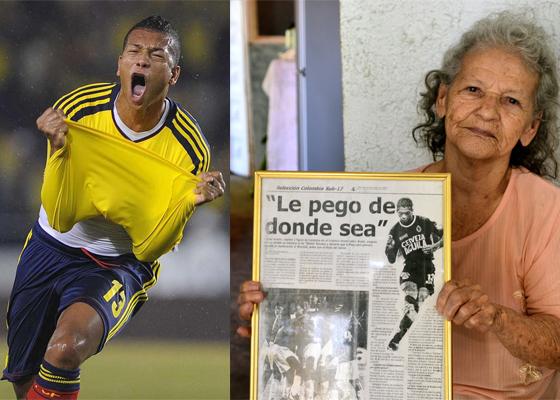 ¿De dónde viene el futbolista Fredy Guarín?