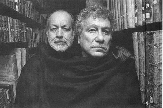 José Mario Arbeláez y JM Roca: dos en uno.
