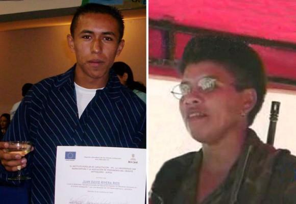Juan David Rivera, un niño que le tenía pavor a la guerrillera más sanguinaria de las Farc: Karina